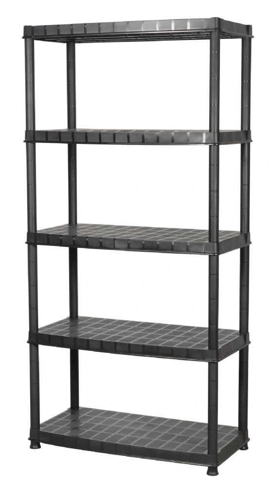 5 Level Composite Racking Unit 70kg Capacity Per Level